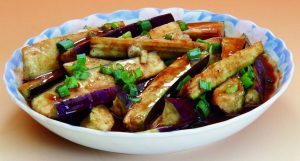 Fish-Fragrant Eggplant