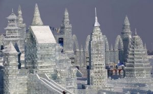 The Harbin Ice Festival 02