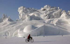 The Harbin Ice Festival 05