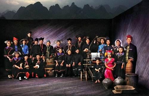 zhuang minority 01