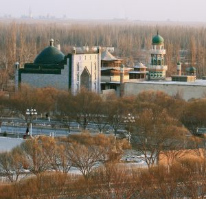Tombs of the Uyghur Kings of Hami