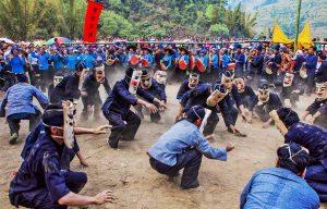Zhuang Frog Festival